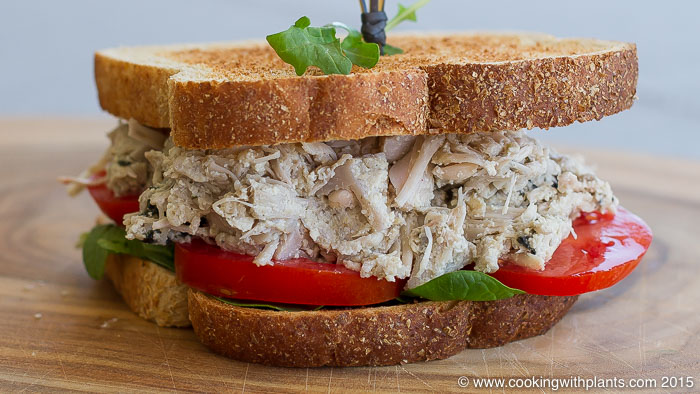 Vegan Mock Tuna Salad