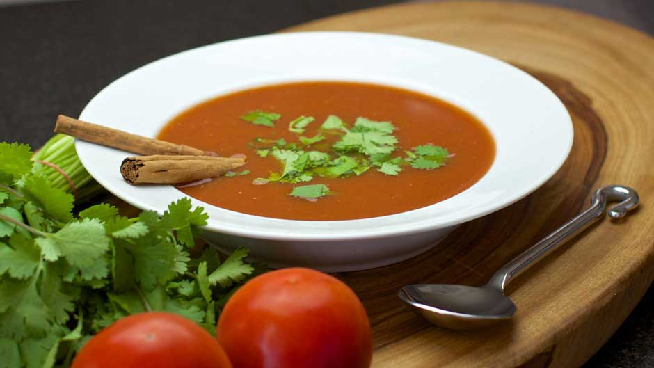 Tomato Soup Vegan Recipe