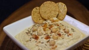Hummus Oil Free