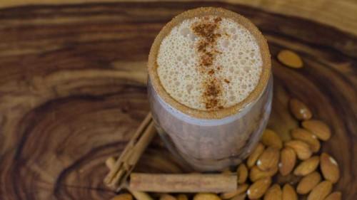 Almond Chai Latte Recipe