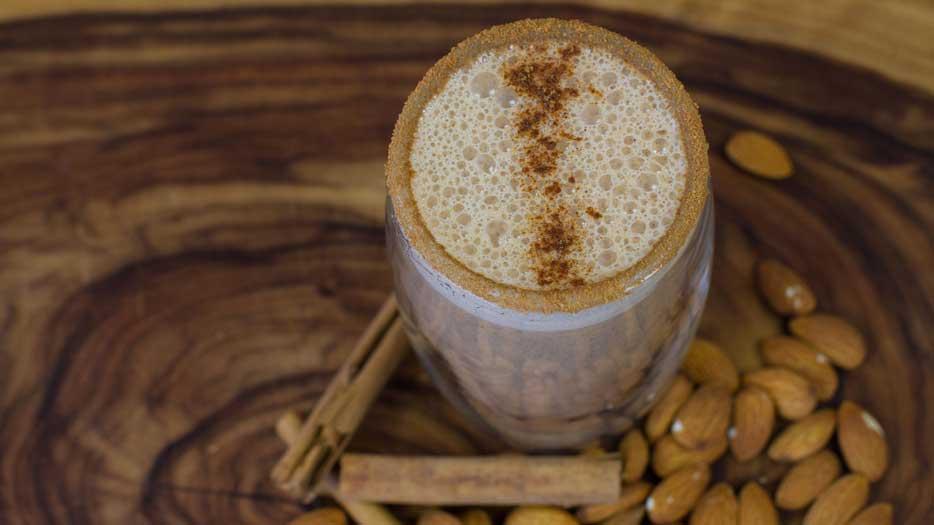 Almond Chai Latte Recipe