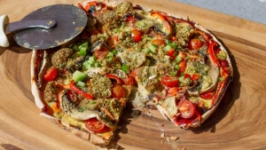 10 healthy vegan junk food recipes to help you lose weight 10 minute pizza forumfinder Images