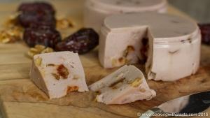 Vegan Date Walnut Cheese Recipe