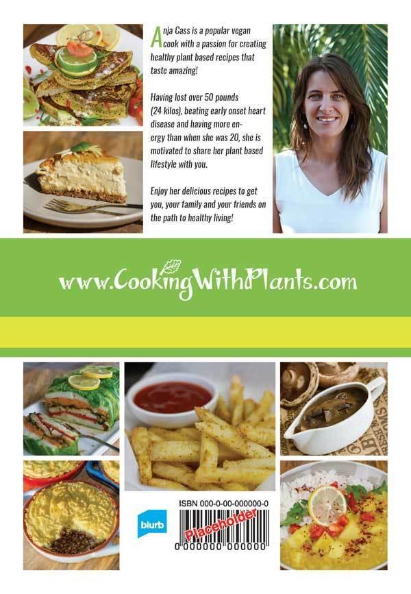 vegan made easy cookbook contents