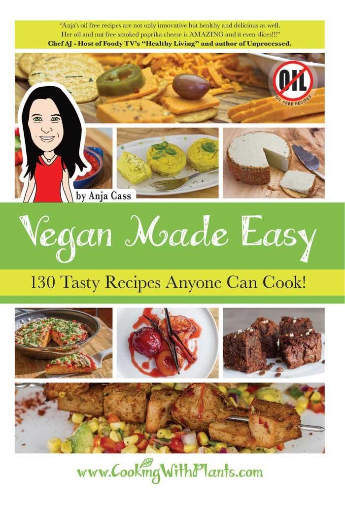 Vegan Made Easy Cookbook