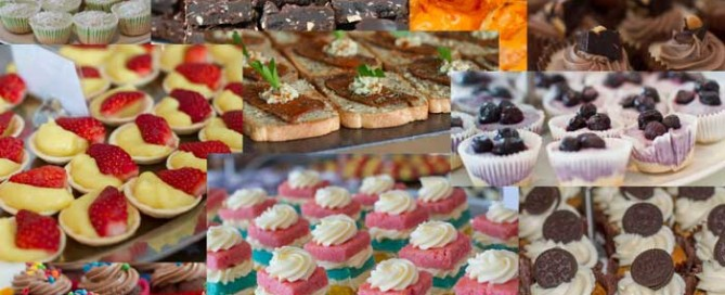 vegan high tea ideas