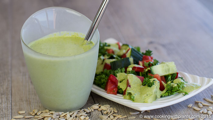 Sunflower Seed Ranch Dressing