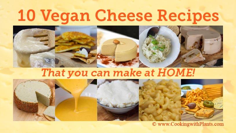 10 vegan cheese alternatives