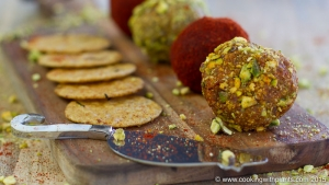 Vegan Cheese Ball Recipe