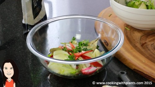 middle eastern pickled vegetables