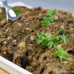 Blackbean Potato Seitan Vegan Roast