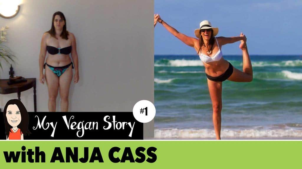 vegan story anja cass cooking with plants weight loss reverse heart disease