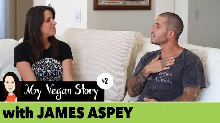 james aspey vegan story voiceless 365