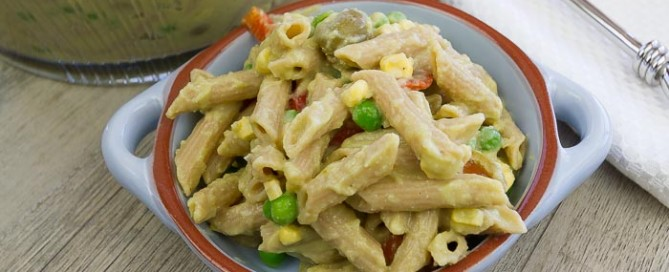 vegan recipes pasta salad