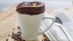 vegan cake in a mug dairy free recipes