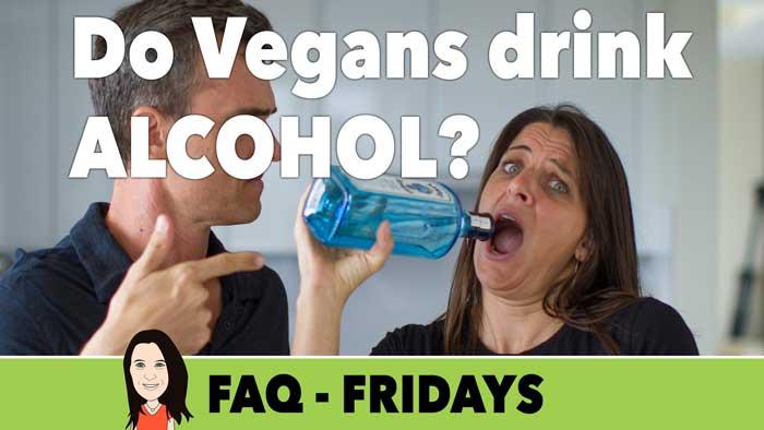 do vegans drink alcohol vegan alcohol