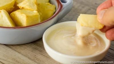 vegan garlic aioli recipe