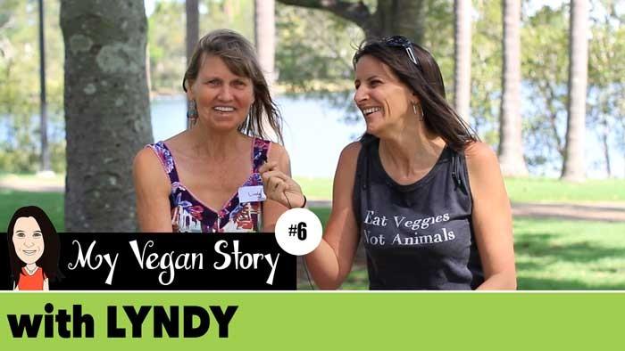 vegan interview