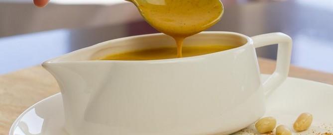 curry satay sauce vegan recipe