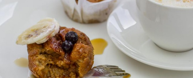 vegan recipe french toast breakfast muffins