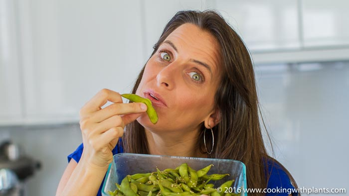 how to cook and eat edamame what vegans eat