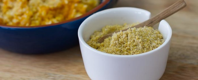 nut free vegan parmesan cheese plant based recipe