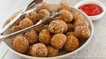 vegan meatless balls recipe (vegan meatballs)