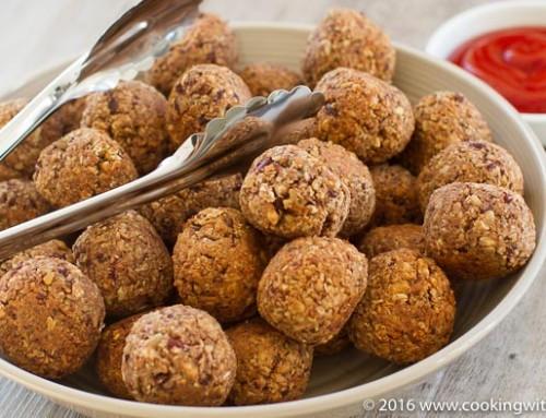 Vegan Meatless Balls