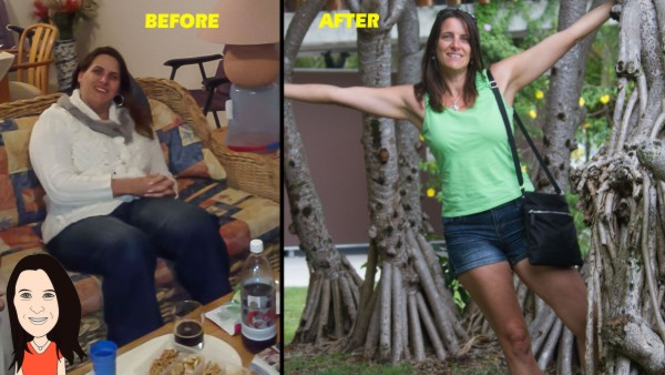 vegan before and after weight loss