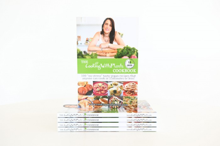 15 minute meals cooking with plants ebook