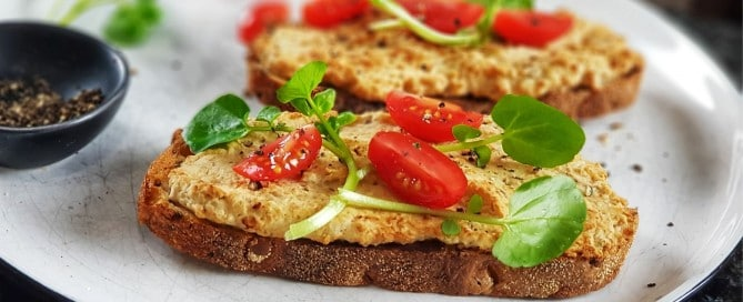Vegan Breakfast Toasties
