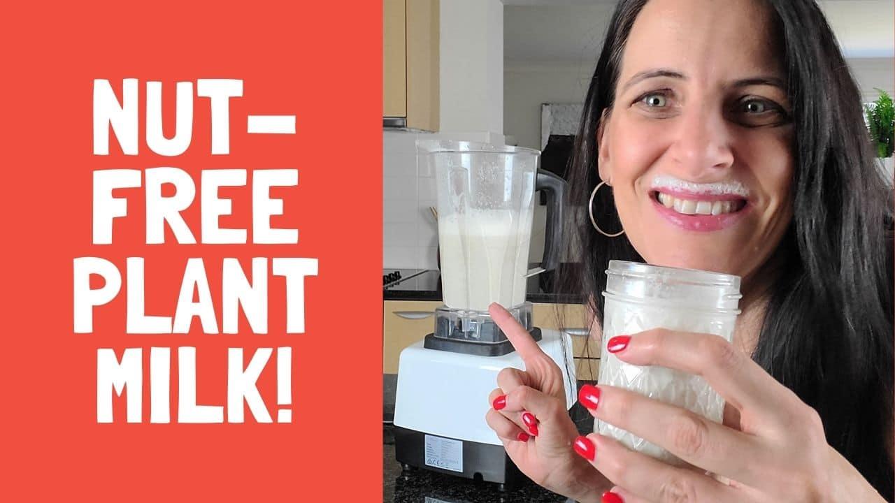 nut free plant based milk