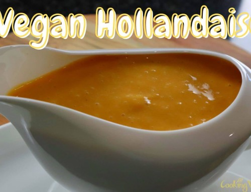 Best Ever Vegan Hollandaise Sauce – And It's Oil Free!