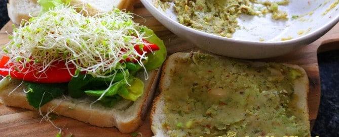 Vegan Sandwich Spread