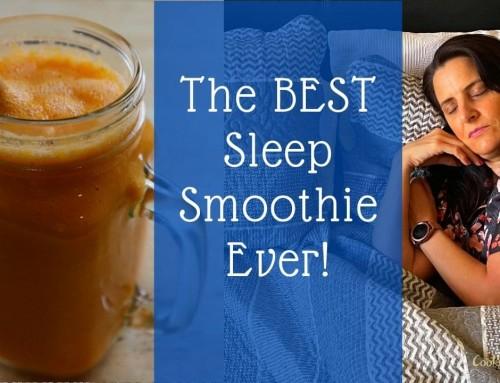 Natural Sleep Smoothie – Easy Vegan Recipe!